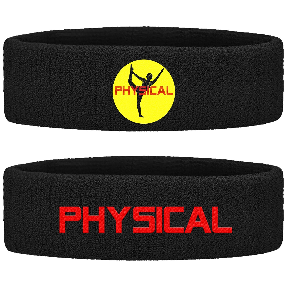 LET'S GET PHYSICAL HEADBAND