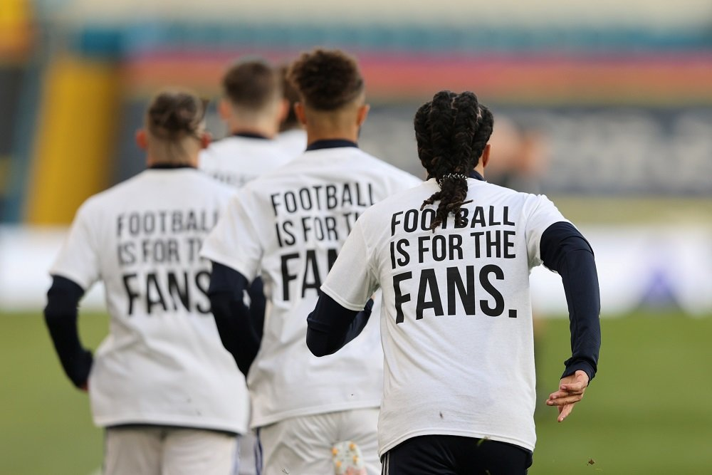 football for fans