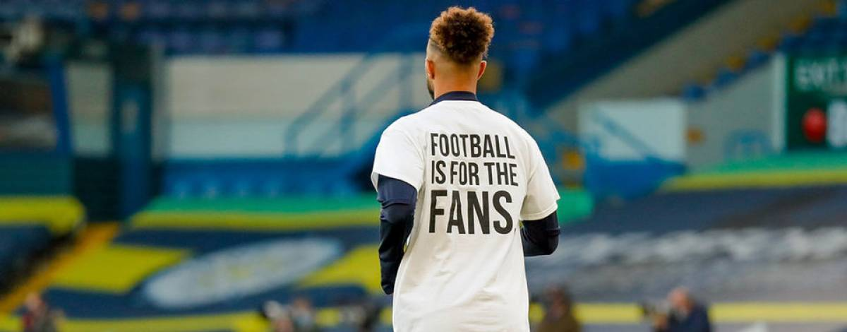 Football is for the fans